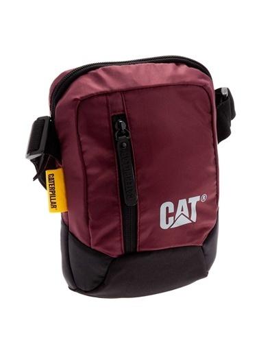 Caterpillar Messenger / Askılı Çanta Kırmızı